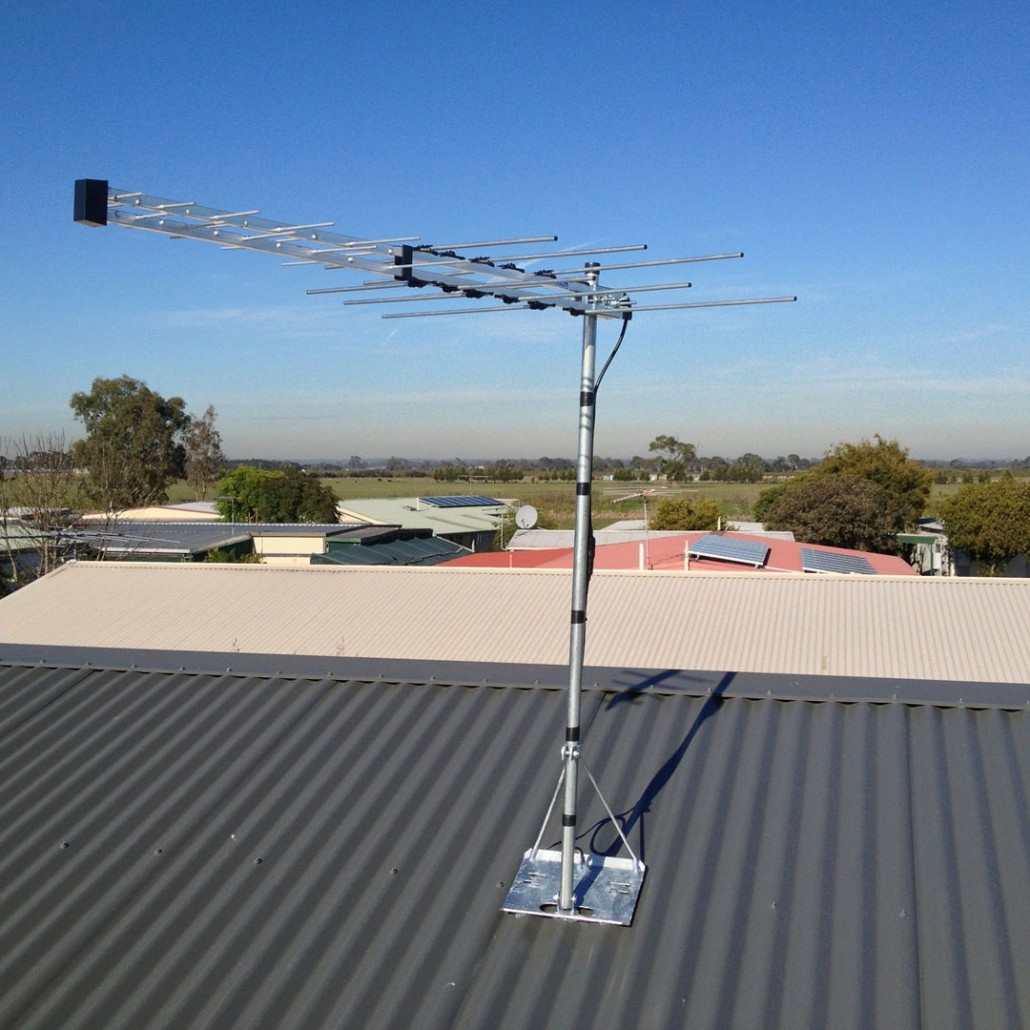 Local Tile Installers >> New Home TV Aerial Installs | Quality Service & Digital