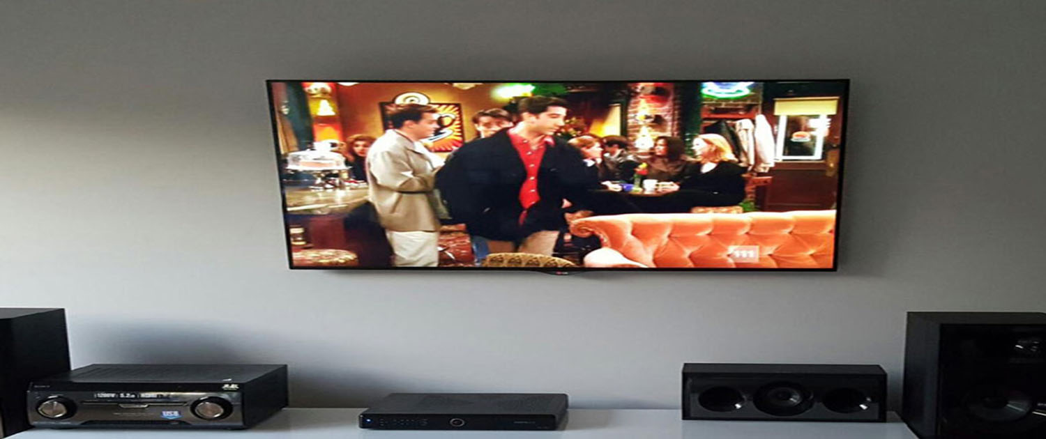 tv wall mounting service with professionals
